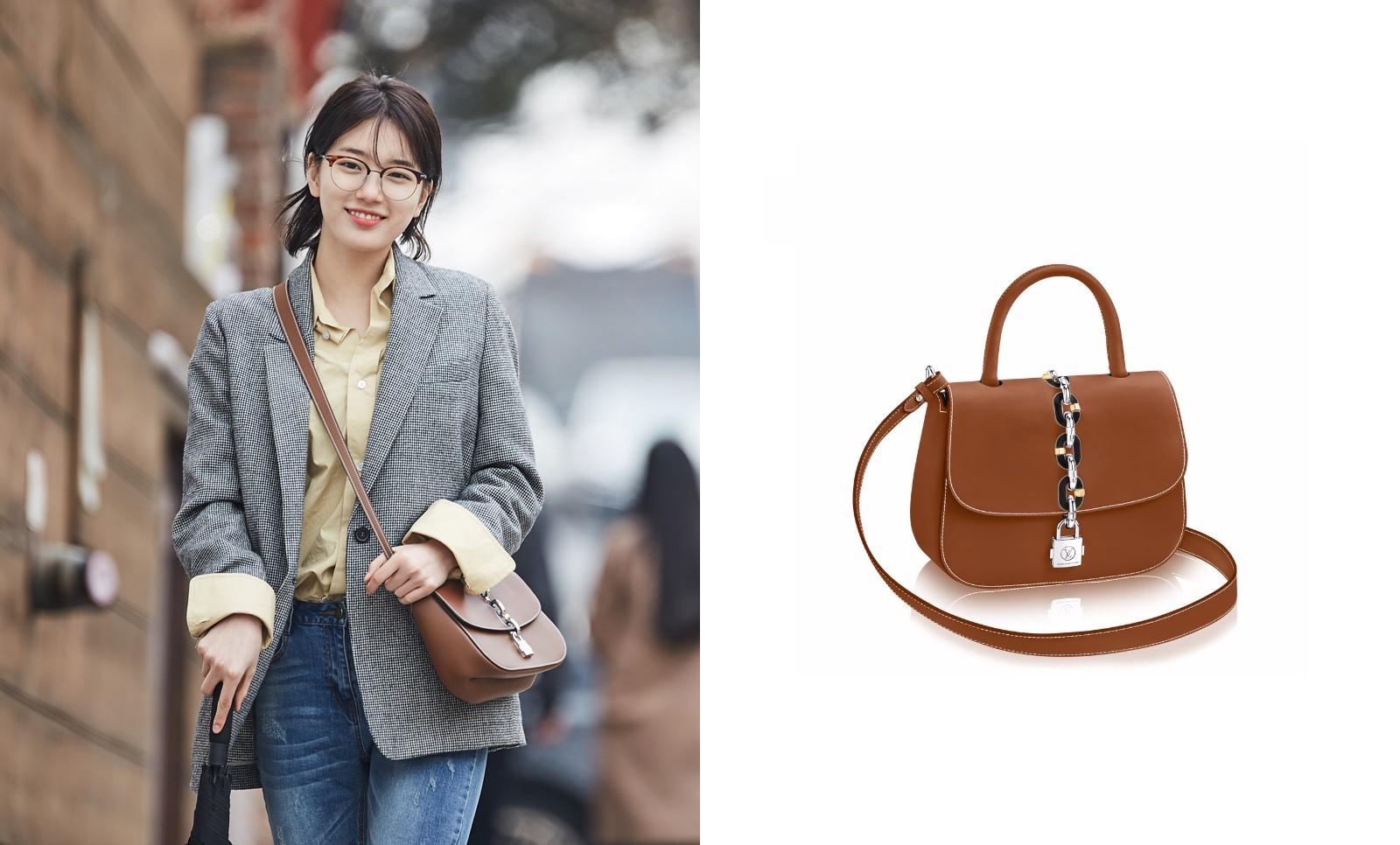 Khi Nàng Say Giấc đã hết nhưng bộ sưu tập gần 20 chiếc túi hiệu của Suzy trong phim vẫn khiến dân tình phát thèm - Ảnh 3.