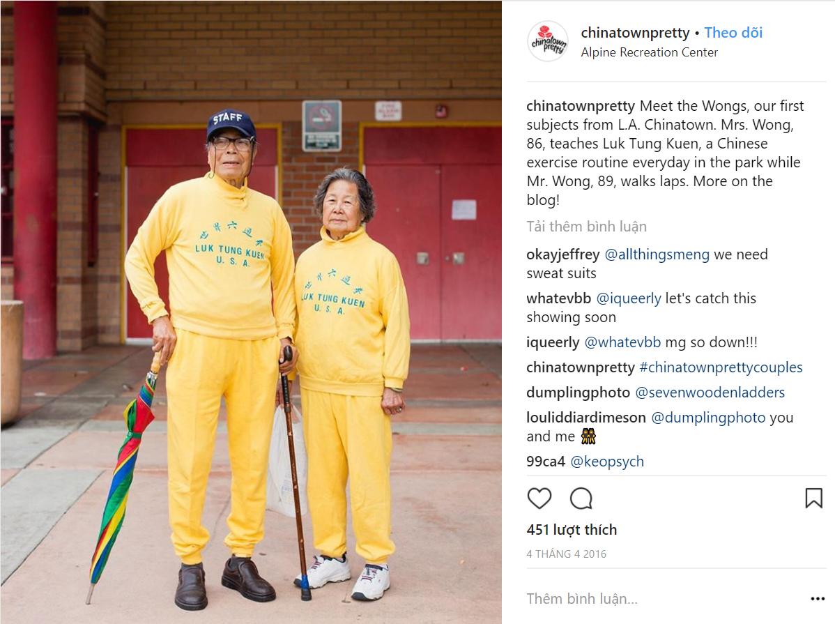 Không đăng hình giới trẻ, tài khoản Instagram này lại tôn vinh street style đi chợ của các cụ già và được hưởng ứng vô cùng - Ảnh 4.