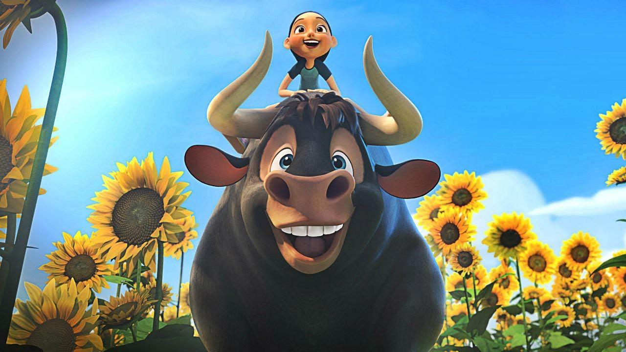 Ferdinand - Dễ thương như đô vật John Cena trong vai chú bò mộng - Ảnh 3.