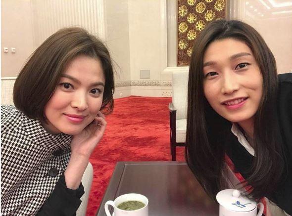 Truyền thông Trung Quốc đăng tải bài viết phủ nhận tin đồn Song Hye Kyo đang mang thai
