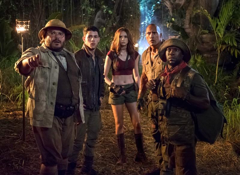 Jumanji: Welcome to the Jungle - Phiên bản reboot đầy tiếng cười và giải trí - Ảnh 5.