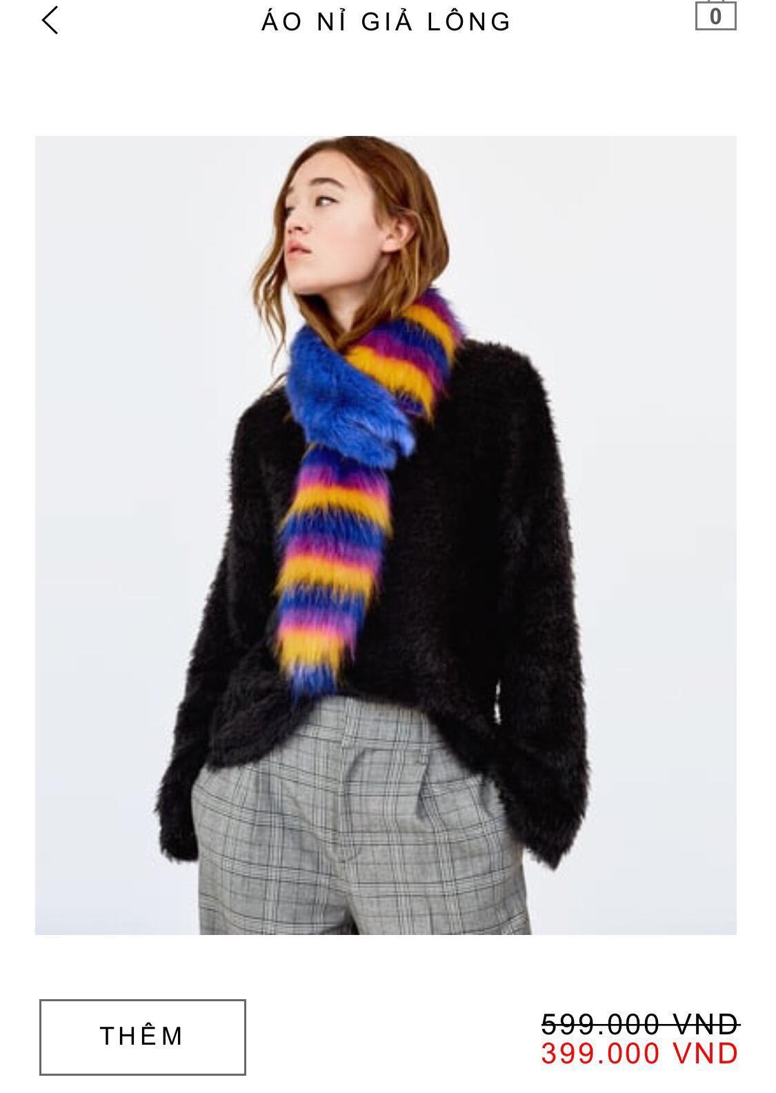 14 mẫu áo len, áo nỉ dưới 500.000 VNĐ xinh xắn, trendy đáng sắm nhất đợt sale này của Zara - Ảnh 10.