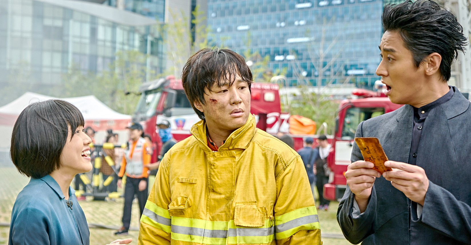 """Kể chuyện cõi âm đầy kỳ thú, """"Thử Thách Thần Chết"""" đáng là bom tấn chốt năm 2017 của điện ảnh Hàn - Ảnh 2."""