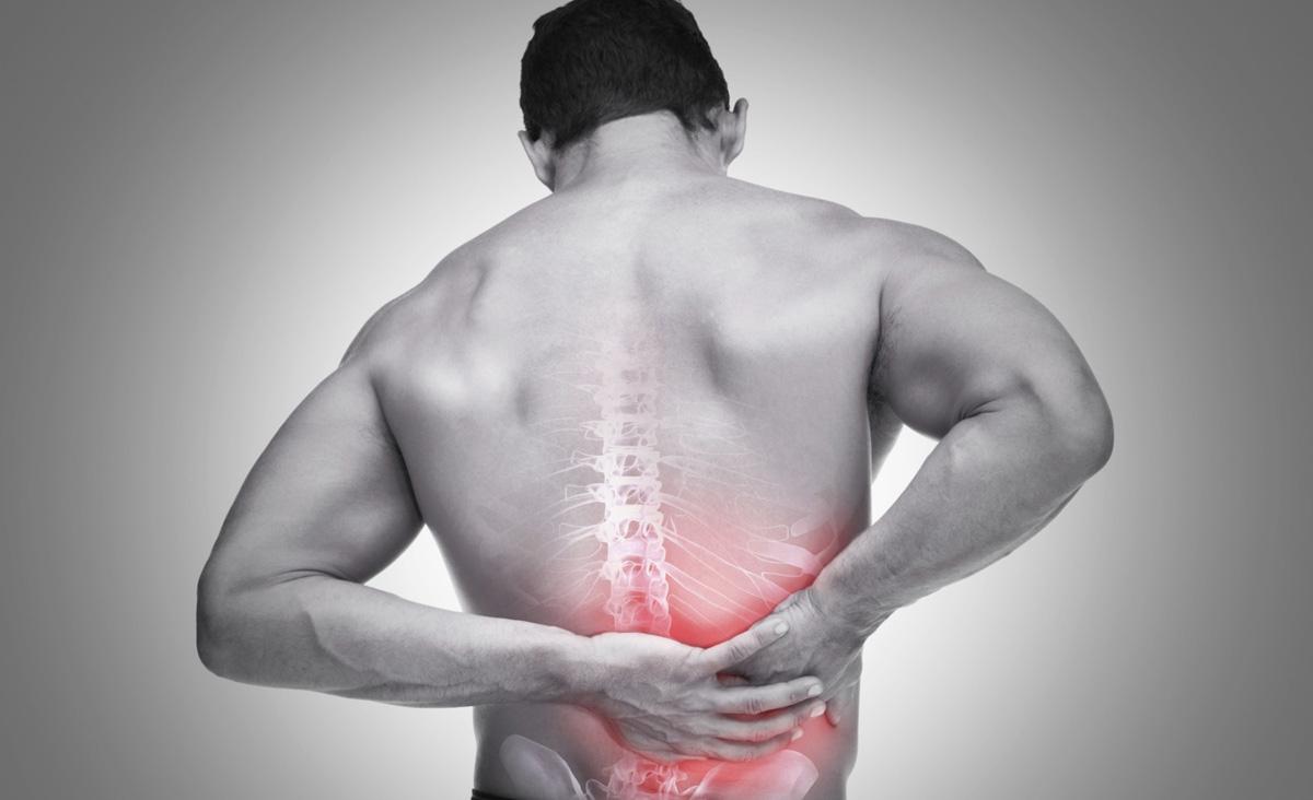 Hình ảnh bệnh đau lưng