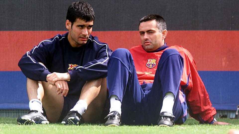 Pep Guardiola đã cướp công việc trong mơ của Mourinho như thế nào? - Ảnh 2.