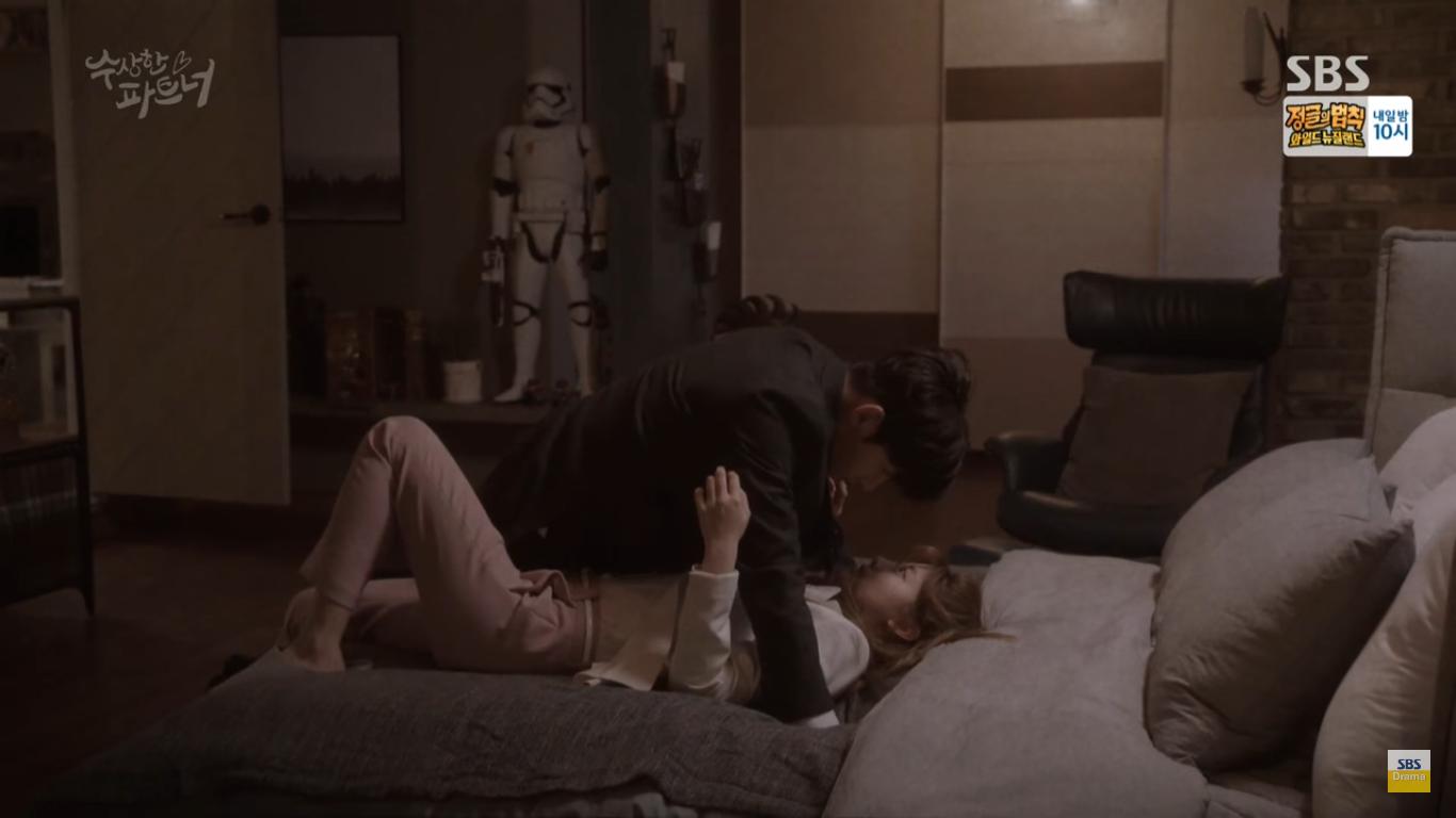 """""""Đối Tác Đáng Ngờ"""": Ji Chang Wook hốt hoảng tưởng mình đã bị """"bóc tem""""! - Ảnh 2."""