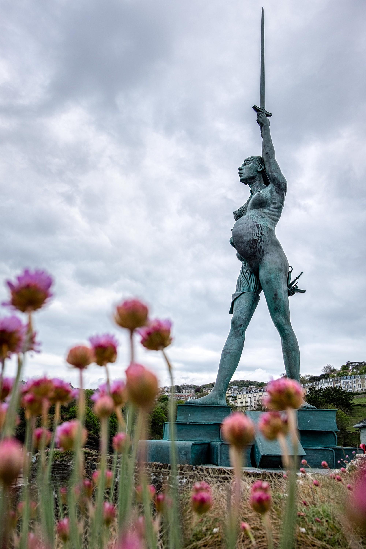 7 bức tượng khiến bạn vừa có cảm giác thích thú, vừa rùng mình run sợ - Ảnh 4.