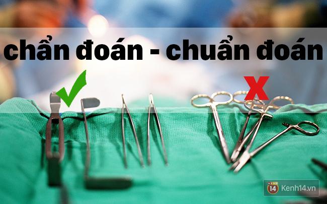 Sử dụng 10 từ hay sai chính tả trong tiếng Việt thế nào cho chuẩn - Ảnh 6.