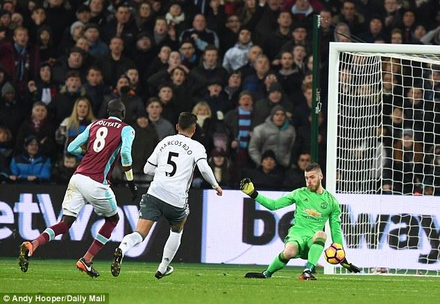 Mourinho không muốn De Gea tiếp tục nhận giải Cầu thủ hay nhất năm của Man Utd - Ảnh 2.