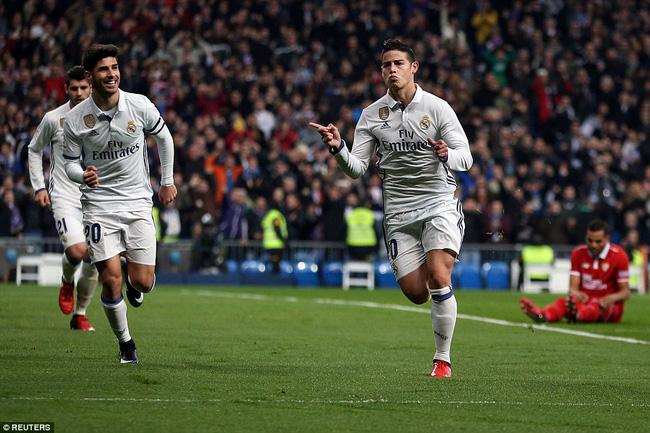 James Rodriguez cầu viện Man Utd cứu anh ra khỏi Real - Ảnh 2.