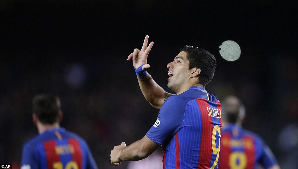 Messi ghi bàn quyết định, Barca ngược dòng vào tứ kết Cúp Nhà vua - Ảnh 6.