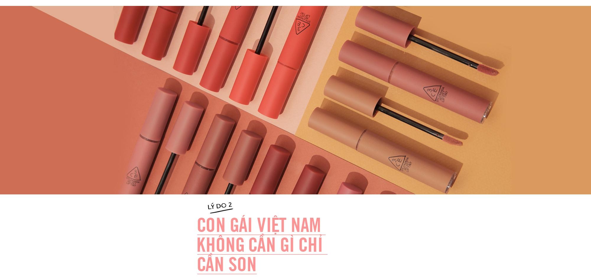 3CE cứ ra son đi, việc mua cháy hàng đã có con gái Việt Nam lo rồi! - Ảnh 5.