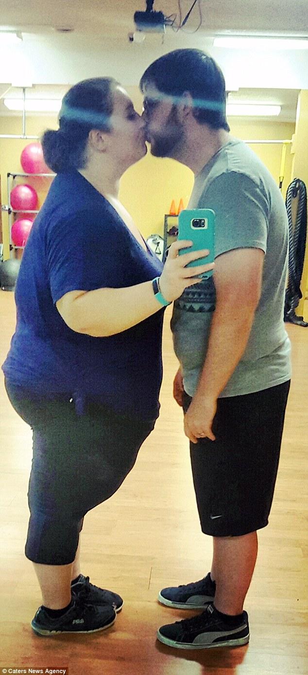 Cặp đôi nặng gần 350kg giảm cân ngoạn mục trong 12 tháng - Ảnh 5.