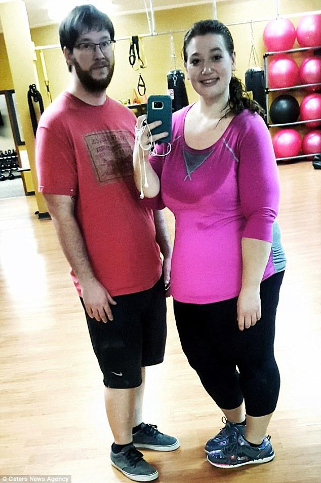 Cặp đôi nặng gần 350kg giảm cân ngoạn mục trong 12 tháng - Ảnh 6.