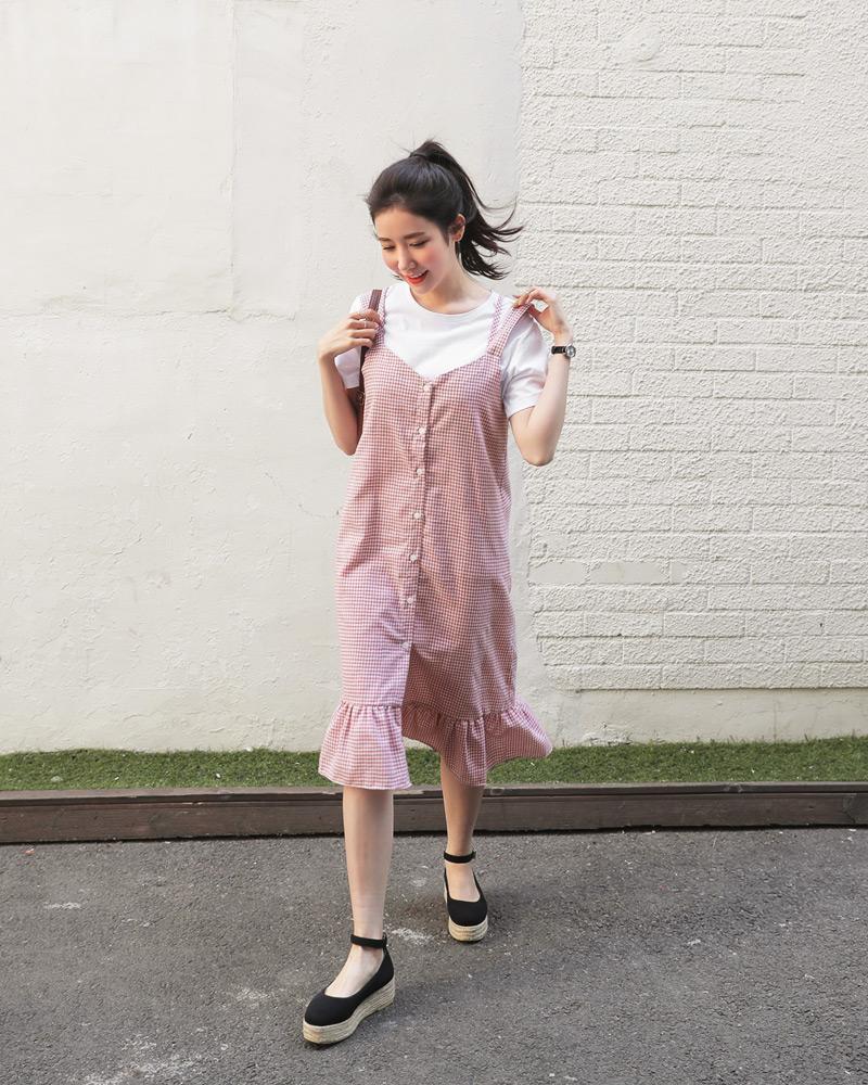 Ngoài váy hoa, hè này còn 5 kiểu váy khác cũng xinh và mát hết nấc - Ảnh 22.