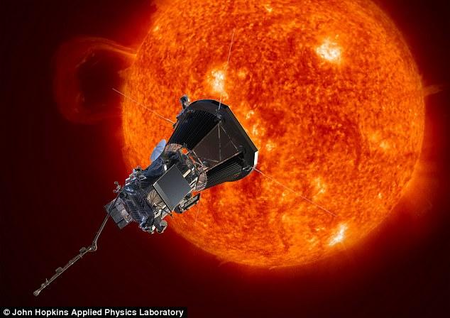 Kế hoạch vĩ đại chạm vào Mặt trời của NASA sẽ được tiến hành như thế nào? - Ảnh 1.