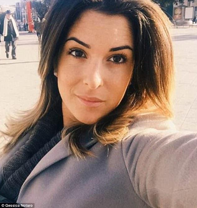Thí sinh Hoa hậu Ý xinh đẹp bị biến dạng mặt vì bạn trai cũ tạt axit - Ảnh 5.