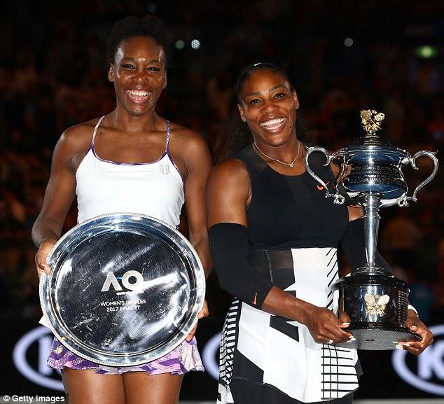 Mang thai được 8 tuần, Serena Williams vẫn vô địch Australia Open - Ảnh 3.