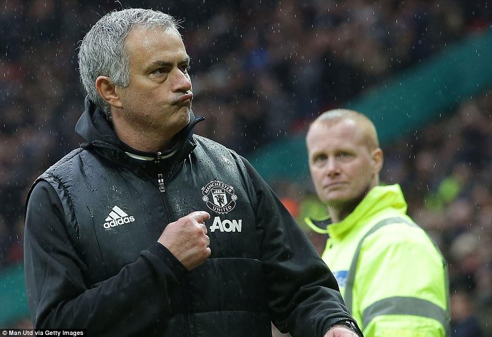 Ông quá đặc biệt, Jose Mourinho! - Ảnh 3.