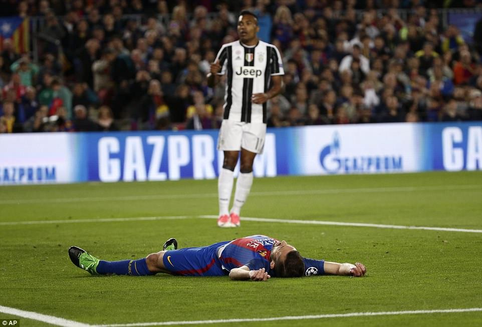Không có phép màu, Barca chính thức chia tay Champions League - Ảnh 10.