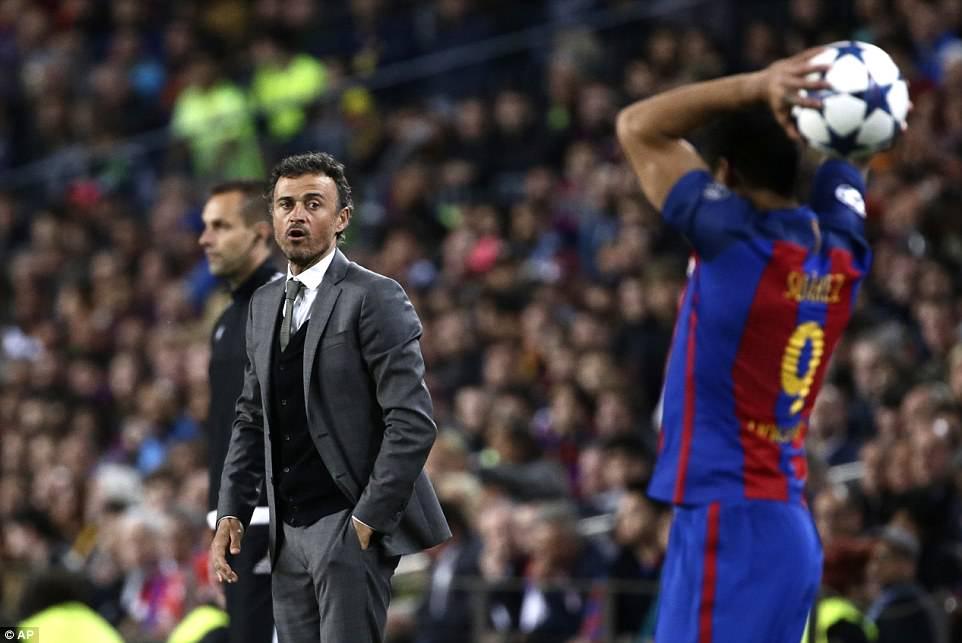 Không có phép màu, Barca chính thức chia tay Champions League - Ảnh 8.
