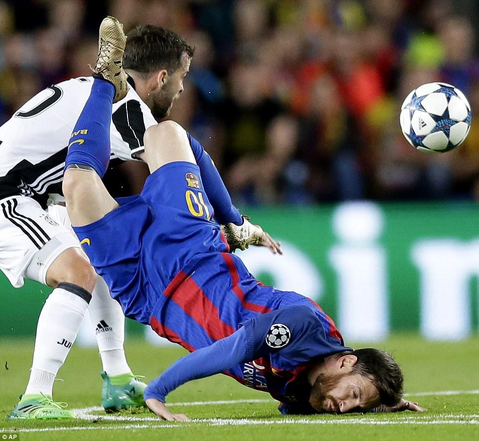 Không có phép màu, Barca chính thức chia tay Champions League - Ảnh 6.