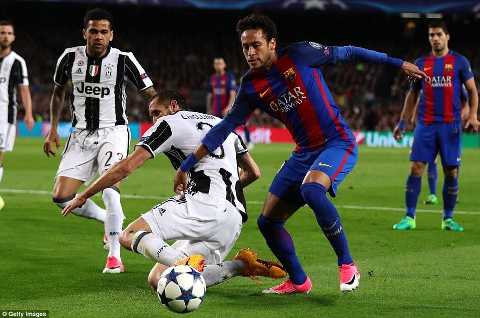 Không có phép màu, Barca chính thức chia tay Champions League - Ảnh 5.