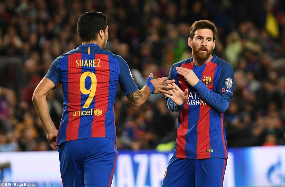 Không có phép màu, Barca chính thức chia tay Champions League - Ảnh 11.