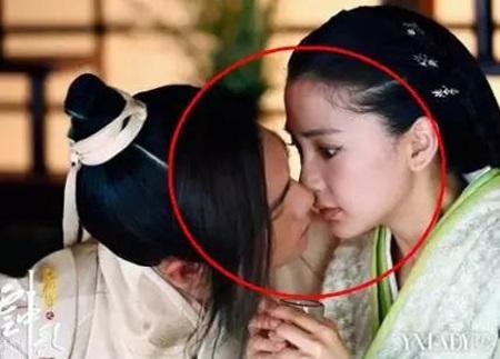 13 sự thật đáng thất vọng của cảnh hôn mùi mẫn trong phim Hoa Ngữ - Ảnh 8.