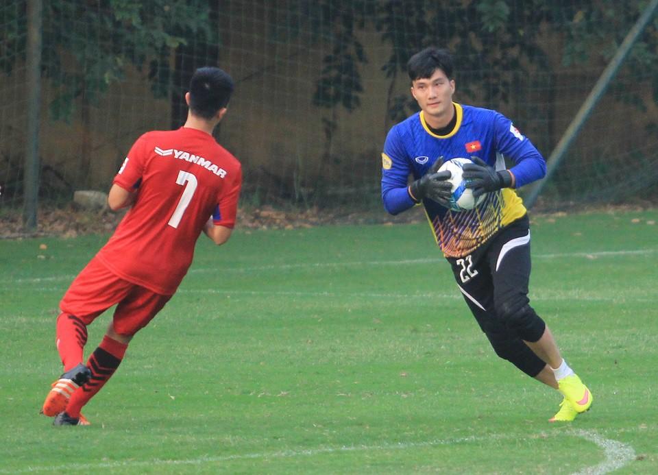 U23 Việt Nam có 8 chấn thương, thêm viện binh ở khung gỗ - Ảnh 2.