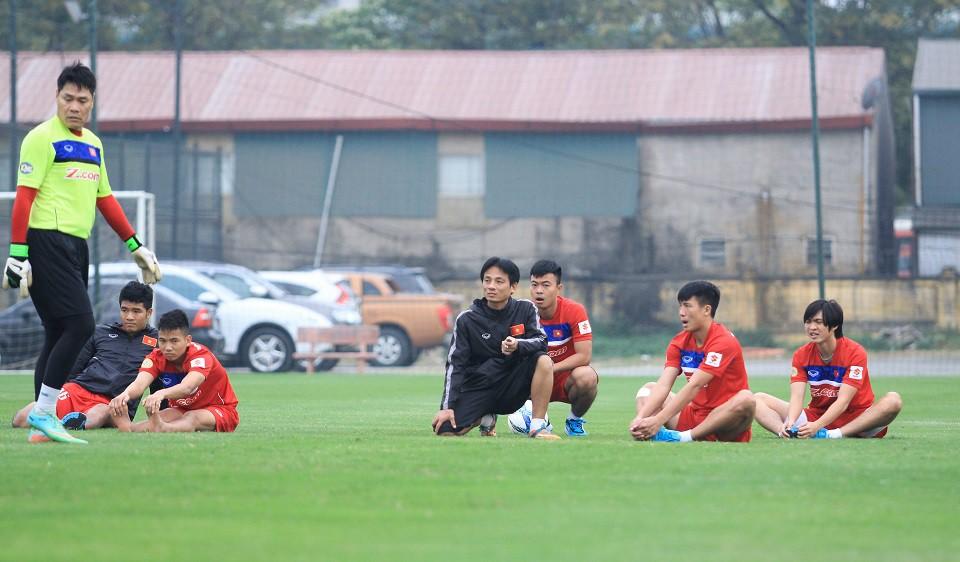 U23 Việt Nam có 8 chấn thương, thêm viện binh ở khung gỗ - Ảnh 3.