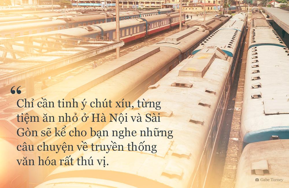 Từ những hàng quán nhỏ ven đường, nhìn ra khác biệt giữa cách kinh doanh Hà Nội - Sài Gòn - Ảnh 4.