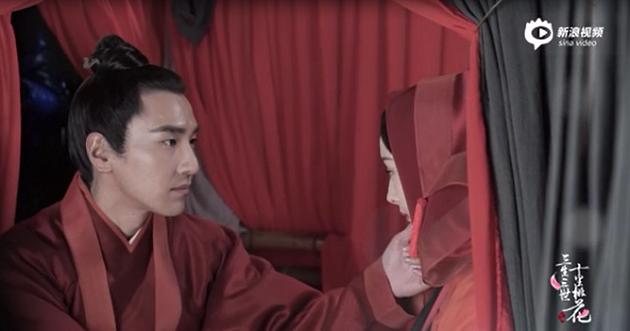 Bí mật cảnh hôn bỏng mắt trong Tam Sinh: Anh e thẹn đánh răng, chị hào hứng nhai tỏi! - Ảnh 4.