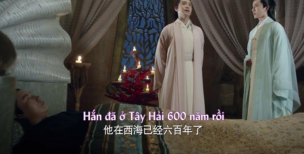 """""""Tam Sinh Tam Thế"""": """"Bỏng mắt"""" vì nụ hôn ngấu nghiến của Dạ Hoa và Bạch Thiển - Ảnh 4."""