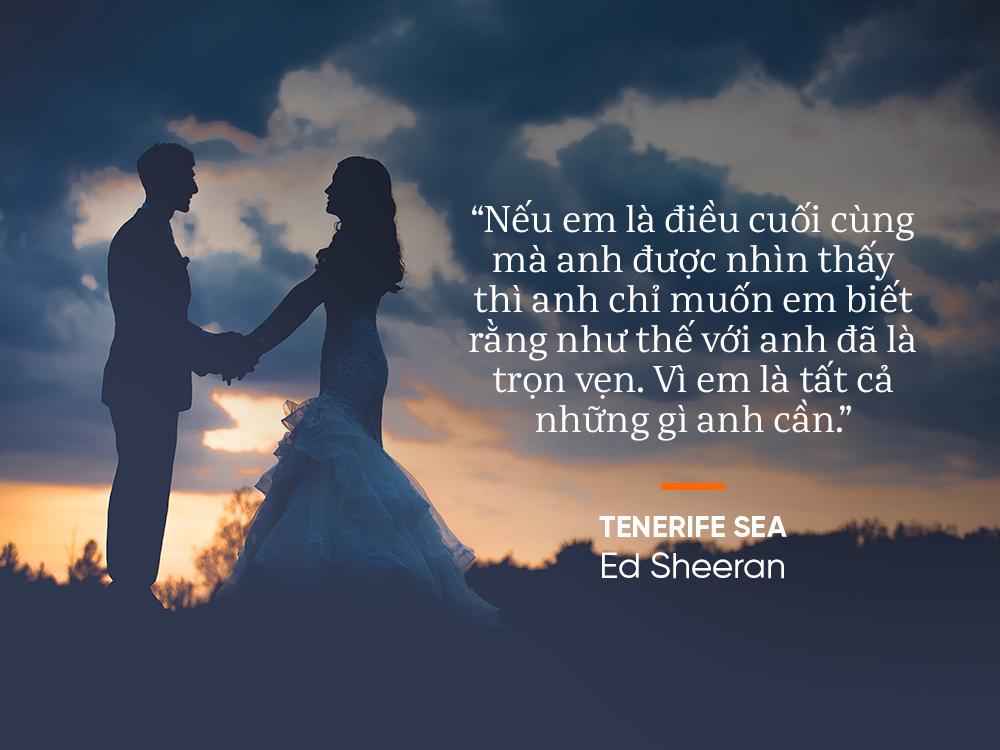Học yêu qua 13 bản tình ca lãng mạn và chạm đến trái tim của Ed Sheeran - Ảnh 15.