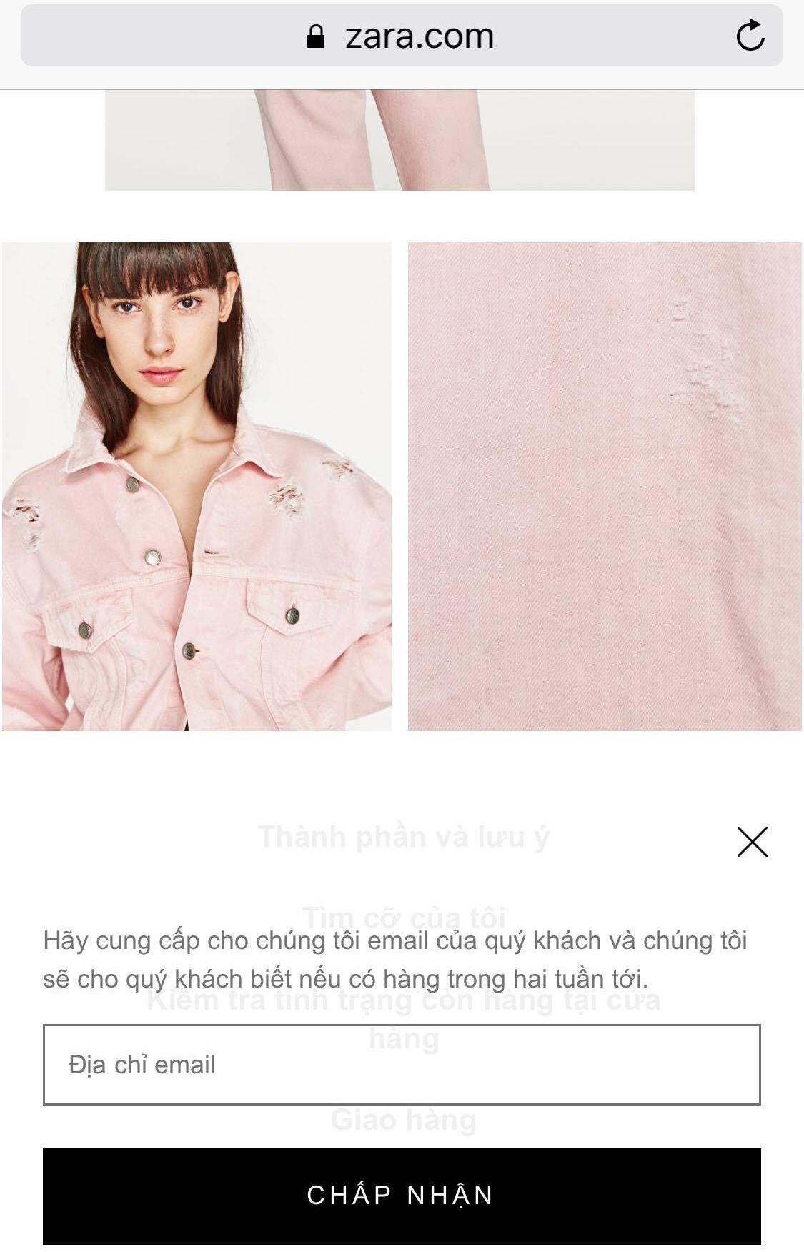 Clip trải nghiệm: Mua đồ online tại Zara Việt Nam, ship hàng từ 3 - 7 ngày với phí ship 99.000 đồng - Ảnh 4.