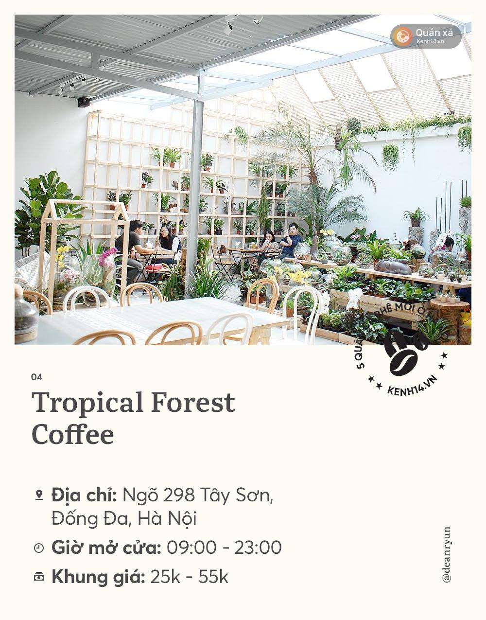 Nghỉ lễ không đi chơi thì cứ đi hết list quán cafe mới mở ở Hà Nội cũng đủ hết ngày - Ảnh 10.
