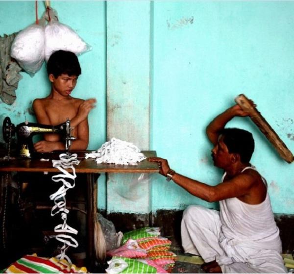 Lao động giá rẻ trong ngành công nghiệp thời trang - nơi tuổi thơ là những cơn ác mộng - Ảnh 4.