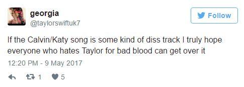 Katy Perry hợp tác với Calvin Harris nhưng... Taylor Swift lại bị gọi hồn nhiều nhất - Ảnh 7.