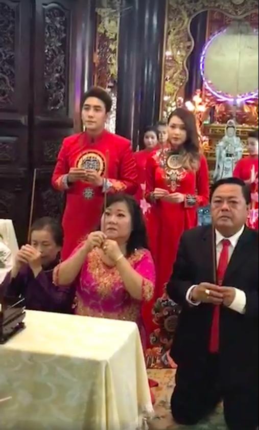 Tiếp nối Kelvin Khánh, cựu thành viên La Thăng - Huy Nam bất ngờ tổ chức đám cưới - Ảnh 2.