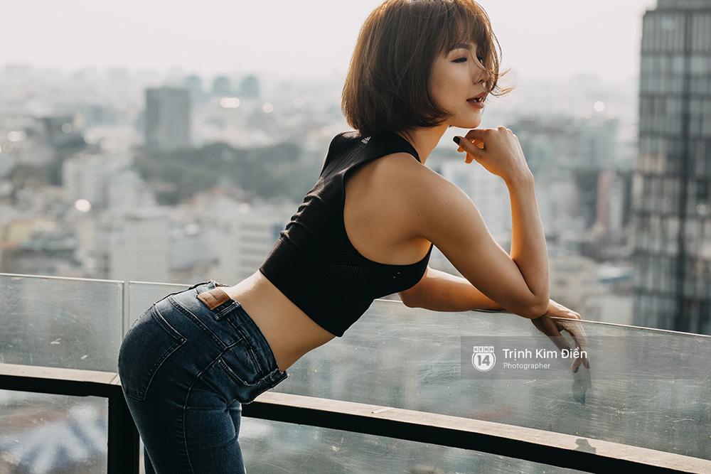 Diệp Lâm Anh: Tôi không bao giờ dao kéo, nên đừng gọi tôi là thảm hoạ thẩm mỹ hay bản sao Park Bom - Ảnh 6.
