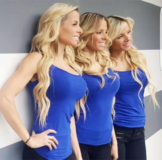 Chị em sinh ba rủ nhau thi người đẹp hình thể, giám khảo trao luôn giải cao nhất cho cả ba vì không phân biệt nổi - Ảnh 6.