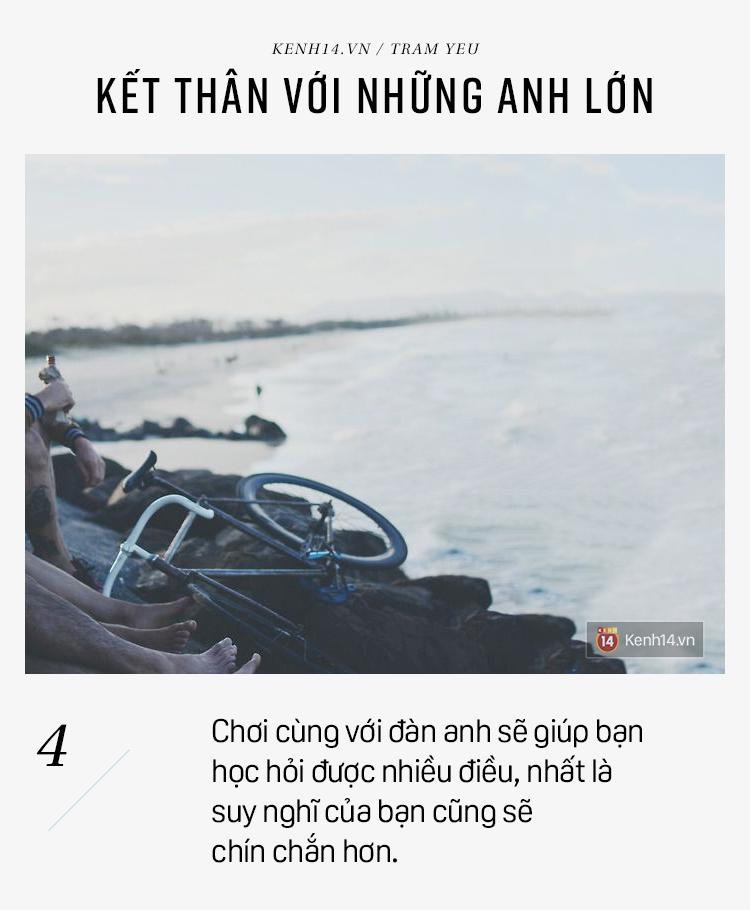 9 điều các chàng phi công trẻ nên nhớ nếu muốn cầm cưa một cô gái lớn tuổi hơn - Ảnh 7.