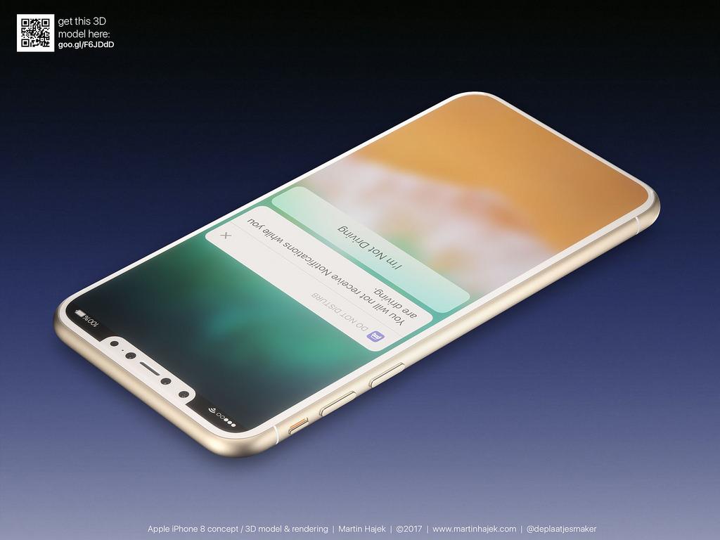 Cận cảnh vẻ đẹp mê mẩn của iPhone 8 có thể làm bạn dốc hết hầu bao để mua ngay - Ảnh 15.