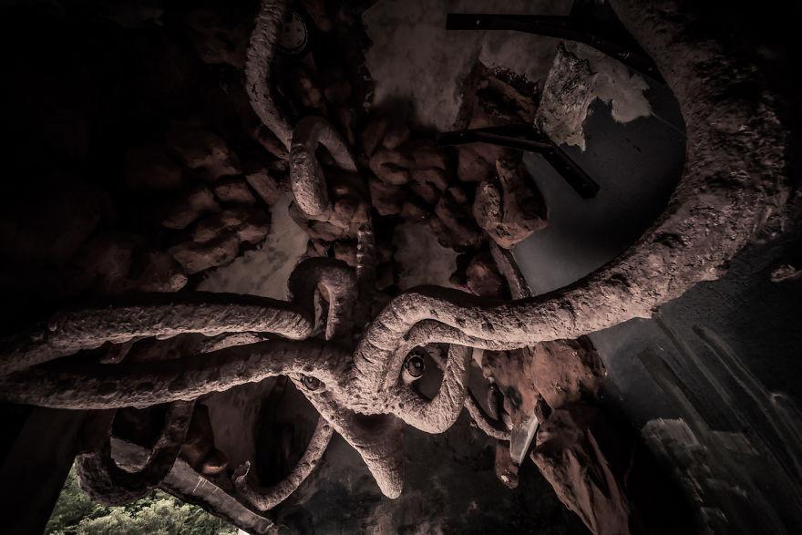 5 công trình bị bỏ hoang tại Việt Nam, muốn có những bức ảnh kì bí hết cả hồn thì nhất định phải đến! - Ảnh 14.
