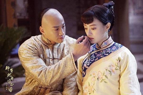 Ngô Sính ngất xỉu vì Châu Doanh khiến cả Đông viện lo lắng trong phim Năm ấy hoa nở trăng vừa tròn