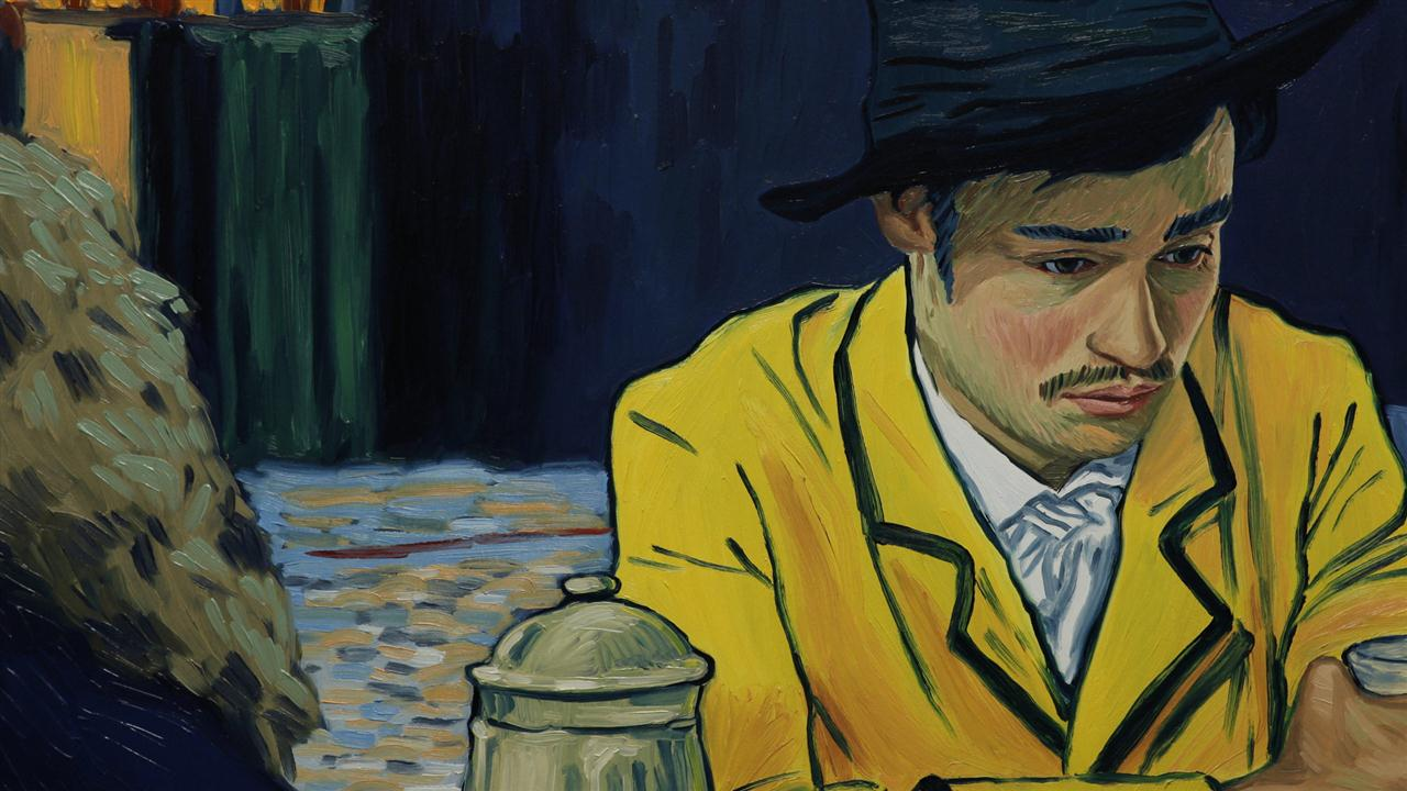 Loving Vincent - Một lần hiếm hoi, người ta thấy những cành diên vĩ lay động - Ảnh 7.