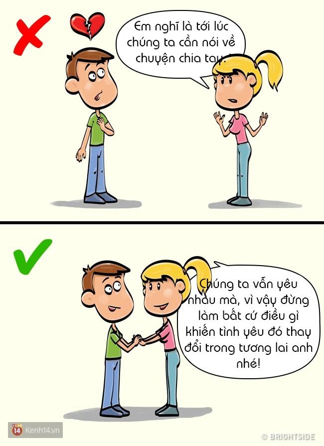 7 nguyên tắc khi cãi nhau mà các cặp đôi nhất định phải biết - Ảnh 4.