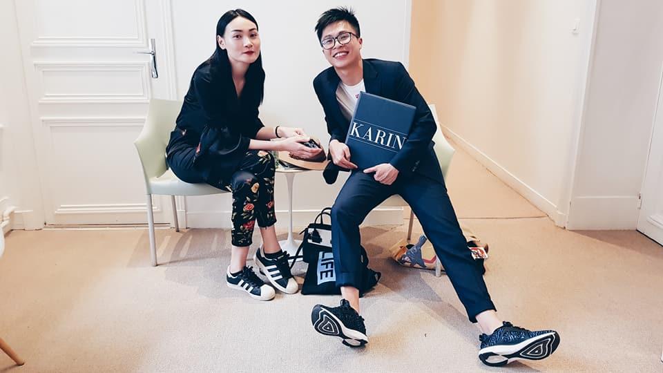 Đặng Hữu Quốc Văn – từ SV Ngoại thương, tới quản lý truyền thông của siêu mẫu và kỳ thực tập trong mơ tại Paris Fashion Week - Ảnh 10.