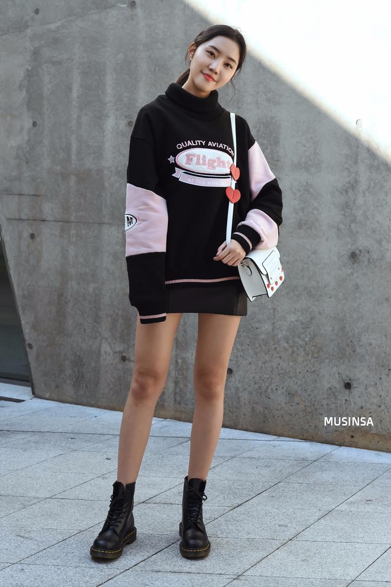 Chỉ dạo phố mà giới trẻ Hàn vẫn lên đồ đẹp hết nấc, không học hỏi đôi chút thì quả là phí - Ảnh 4.